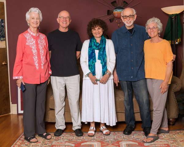 HFI Body-Centered Psychotherapy Services provided by partners Sylvia, David, Naomi, Stuart, and Donna